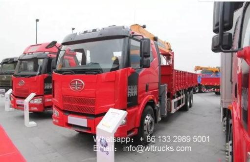 10ton truck crane