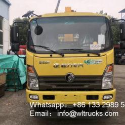 3 ton crane trucks