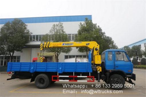 6ton crane truck