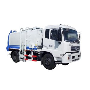 Dongfeng 10000 liter to 12000liter Kitchen garbage truck