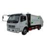 Dongfeng 8 ton compressed garbage trucks
