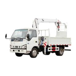 ISUZU 4ton 5ton hydraulic arm crane truck
