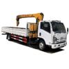 ISUZU elf 5ton truck with crane
