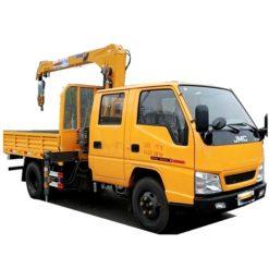 JMC Double row 2ton truck cranes