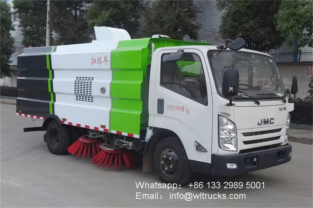 DONGFENG 4×2 Refrigerated Truck 3T Cooling Van Truck 5T