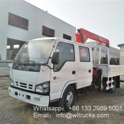 mobile truck crane