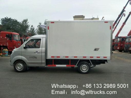 1 ton refrigerator truck