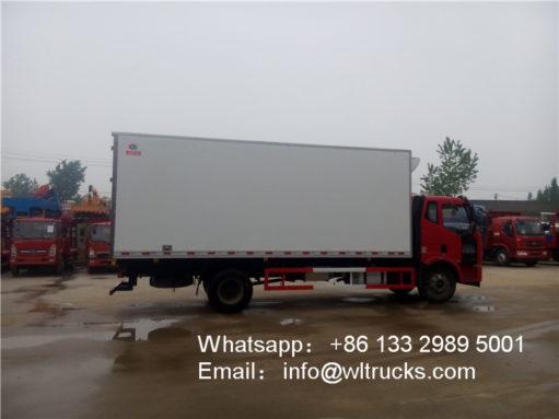10 ton Freezer Truck