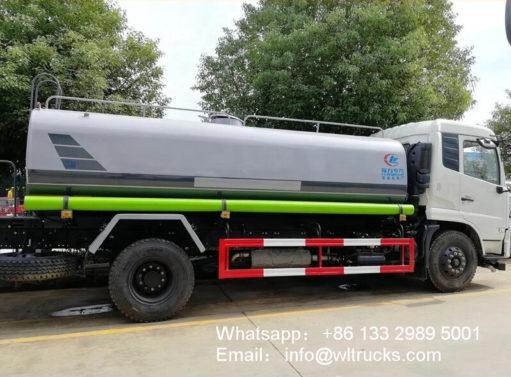 10 ton water truck
