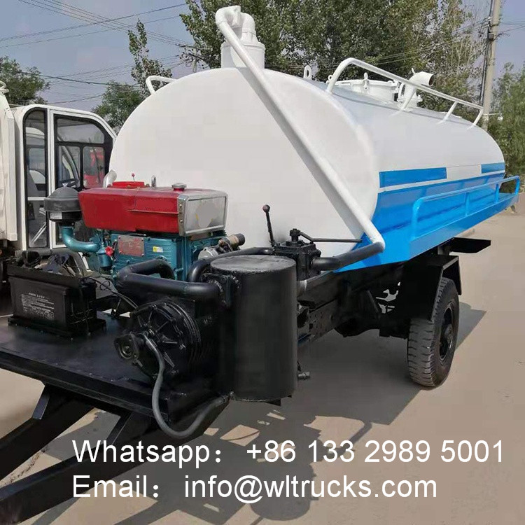 10000 L to 35000L small water tank trailer