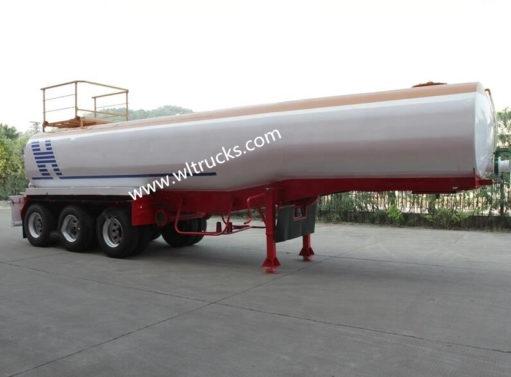 10000 gallon water tank trailer