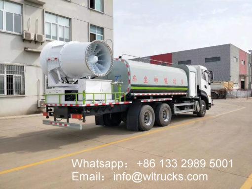 100m disinfect truck