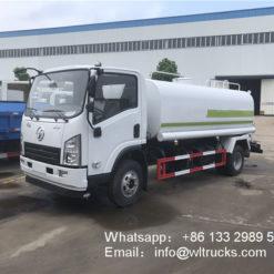 10cbm water tank truck