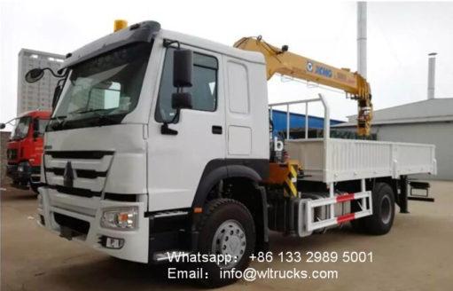 10ton truck and crane