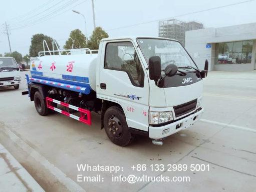 1200 gallon water truck