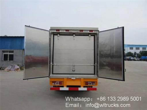 12ft Medical waste truck