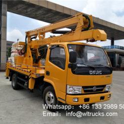12m Aerial platform truck
