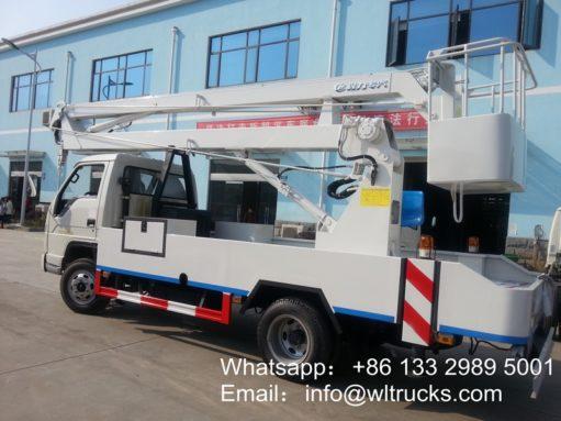 12m aerial platform truck (2)