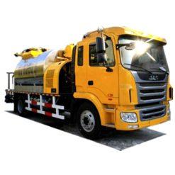 JAC 15 ton asphalt distributor/ bitumen spray truck