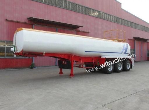 15000 gallon water tank trailer