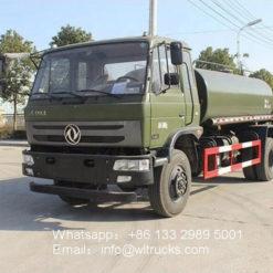 15000L water truck