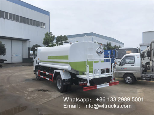 15cbm water truck