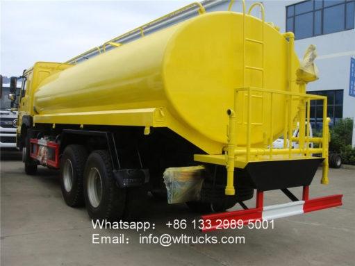 18000l water truck