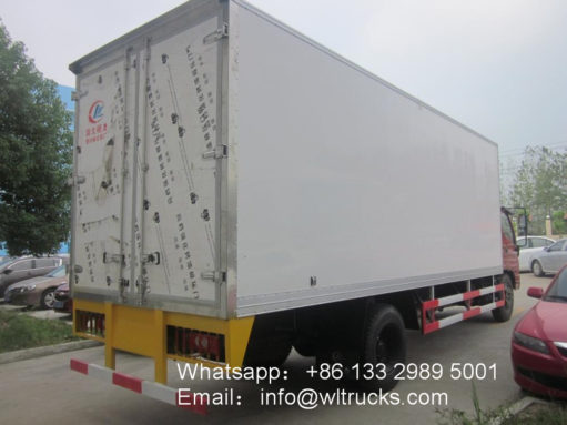 18ton refrigerated truck