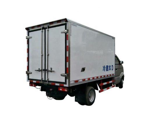 1ton gasoline refrigerator trucks