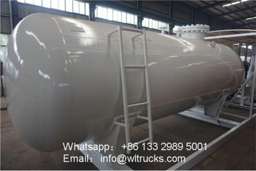 20 ton lpg station