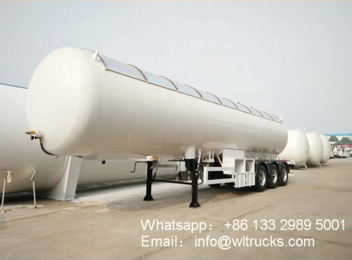 20 ton lpg trailer