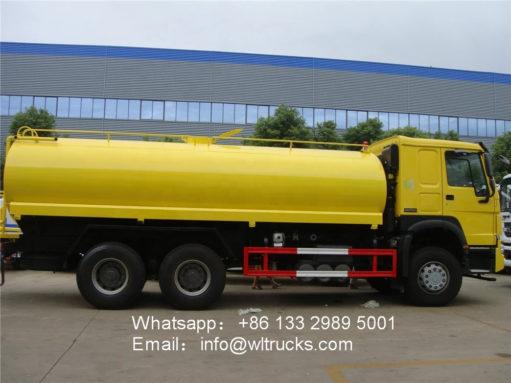 20000l water truck
