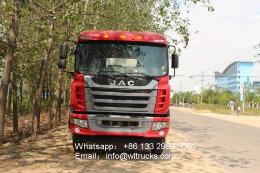 20000liters water tanker truck