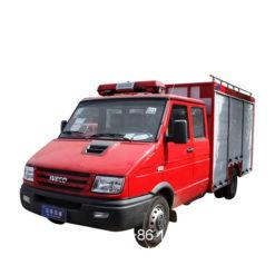 2000liter Fire Truck