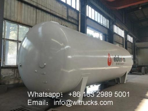 25000l lpg gas tank