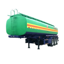 3 axle 40000 liter to 65000 liter water bowser trailer