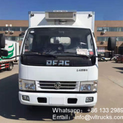 3 ton Medical waste truck