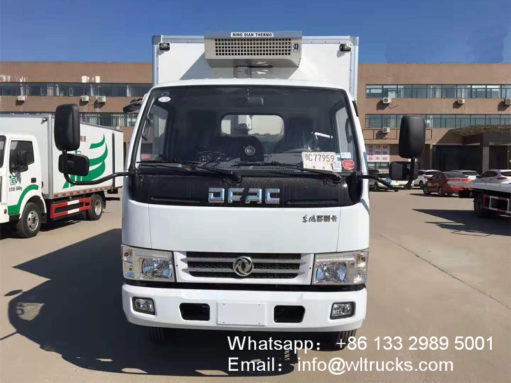 3 ton Medical waste truck