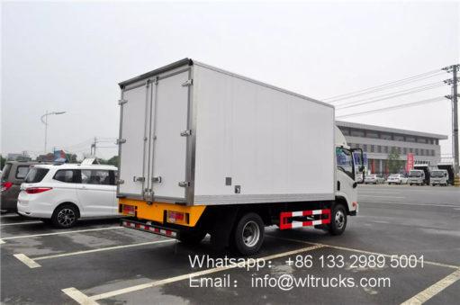3 ton freezer truck