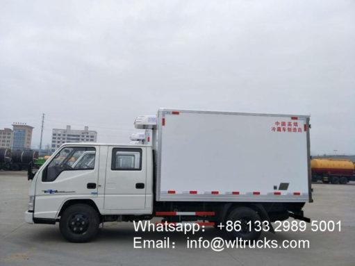 3 ton fridge truck