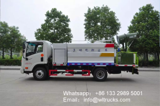 30 meters Disinfection spray truck