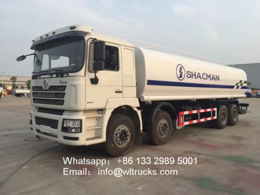 30000liters water tank truck