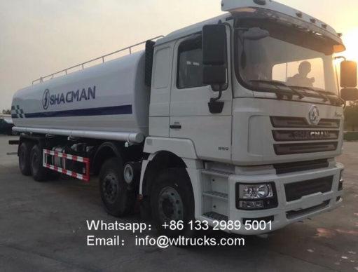 30000liters water truck