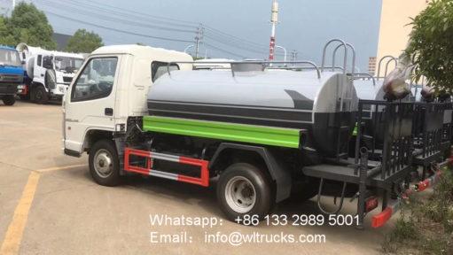 3000L water Spray truck