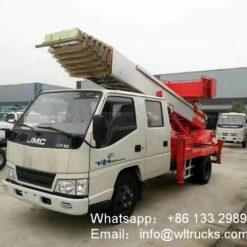 32m ladder lift truck