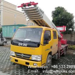 32meter ladder lift truck