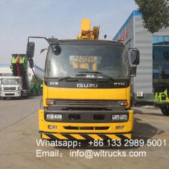 38 m aerial platform truck38 m aerial platform truck