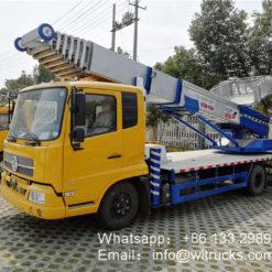 38 meter Ladder lift truck