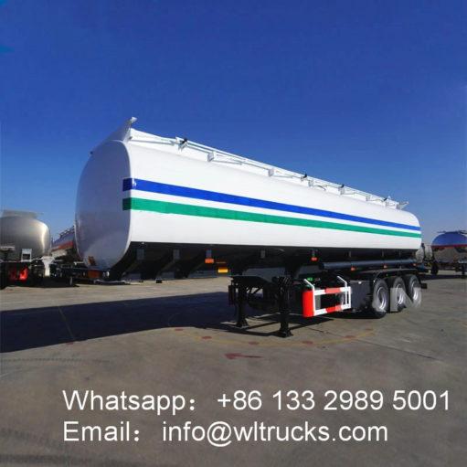 40 ton to 60 ton water trailer