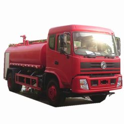 4WD Dongfeng 4x4 fire water truck